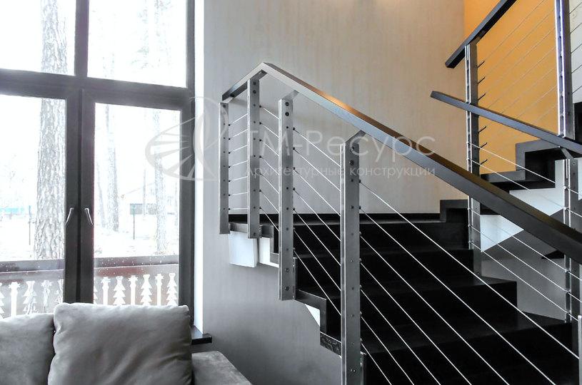 при использовании продажа канатов для ограждения лестниц этот период